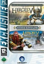 HEROES OF MIGHT AND MAGIC 5 Silver Edition Top Zustand