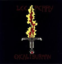 LEE PERRY - EXCALIBURMAN - (brand new re-issue LP) - BLACK ARK LP 3