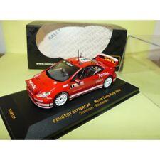 PEUGEOT 307 WRC RALLYE MONTE CARLO 2004 GRONHOLM IXO RAM141 1:43 1er