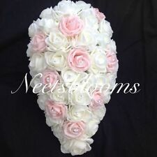 Foam Wedding Corsages Personalised