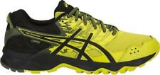 ASICS Gel-Sonoma 3 Gore-Tex Black/Green Men's Trail Running Shoes 8 - 12