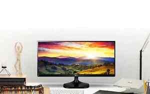 LG 25UM58-P 25 inch 21:9 UltraWide IPS Monitor - Black