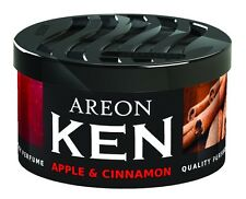 NEW Areon Ken Car Air Freshener Apple&Cinnamon Scent Air Purifier Scents