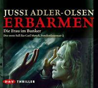 JUSSI ADLER-OLSEN - ERBARMEN (SONDERAUSGABE ZUM FI 5 CD NEW