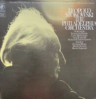 LEOPOLD STOKOWSKI & PHIL.ORCH**Pre-Owned LP**WAGNER-FALLA**rarely played