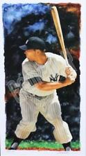 Mickey Mantle New York Yankees  Lithograph LE  Autograph signed by Glen Green