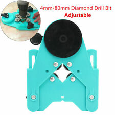 Adjustable Ceramic Tile Glass Hole Saw Cutter Guide Openings Locator 4mm to 83mm
