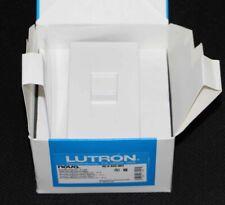 Lutron nova Hwv-600-Wh single pole slide Dimmer New in box