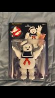 The Real Ghostbusters Stay-puft Marshmallow Man Retro Action Figure New On Card