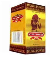 Herbal MUSLI POWER X-TRA 60 Caps. for strengthening & sexual Enhancement for Men