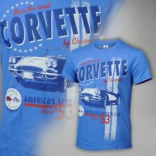 1953-1962 Corvette C1 Men's America's Sports Car T-Shirt 637669