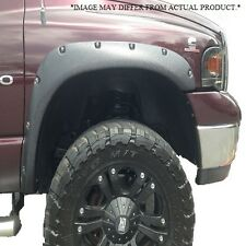 ZMX Pocket Style Textured Rivetz Fender Flares for 02-09 Ram 1500/2500/3500