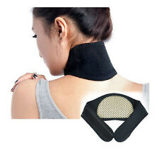 Enduring Relax Self Heating Neck Wrap Heat Brace Support Strap Pain Relief ,t