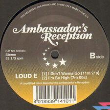 LOUD E - Drums Dutour II - 2008 Ambassador's Reception Uk - ABR004