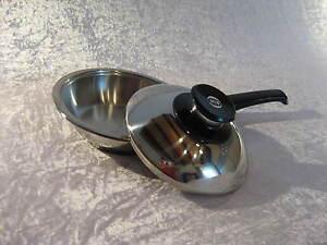 AMC Pfanne 16 cm, 0,7 L. mit Deckel