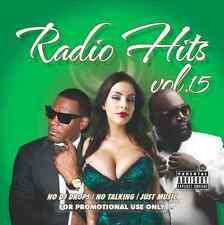 RADIO HITS VOL. 15 – B.O.B.-2 CHAINZ-DRAKE-RICK ROSS-FUTURE-JAY-Z-CIARA-A$AP