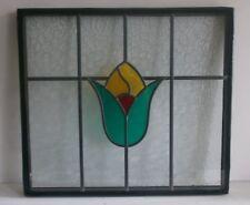 VETRO doppio in vetro colorato con piombo