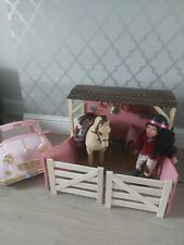 More details for our generation horse stable and car