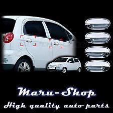 Chrome Door Handle Catch Cover Trim for 05~09 Chevrolet Spark/Matiz