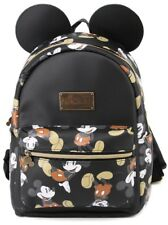 Sac à Dos Mickey Dors Tno Disney Femme Sac à Dos Mode Noir Black