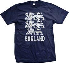 England Coat Of Arms English British Pride World Cup Mens T-shirt