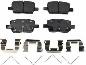 For 2018-2021 Chevrolet Traverse Brake Pad Set Rear API 31754BC 2019 2020