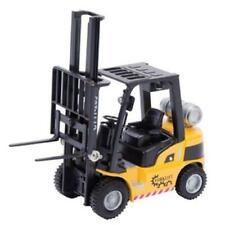 Vehicle Diecast Forklift Construction Toys Equipment Toy Indoor Outdoor Play Sch