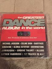 Greatest Dance Album in the World by Various Artists, CD