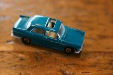Vintage Lone Star Road-Master Super Cars Diecast Peugeot 404 Scale Model