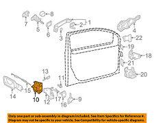 VOLKSWAGEN JETTA Front Right RH Door Lock Latch Actuator OEM 2006-2010 *