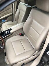 Mercedes W212 S212 E-Klasse Ledersitze Beige Nappa Belüftet Beheizt Ausstattung