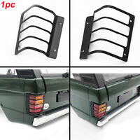 Stainless Steel Tail Light Cover Guard For CChand 1/10 RC Range Rover Model Car