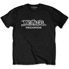 N.W.A 'Ruthless Records Logo' (Black) T-Shirt  - NEW & OFFICIAL!