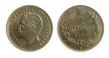 pcc2035_8) Vittorio Emanuele III  (1901-1943) 2 Cent Valore 1903