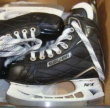New Bauer Nexus 400 JR 12 Hockey Ice Skates Size: 3D
