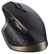 Logitech MX Master Wireless Bluetooth Laser Mouse  Black