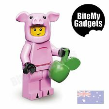 LEGO Minifigures 6059146 - Series 12  - No. 14  Pig Suit Guy - Brand New