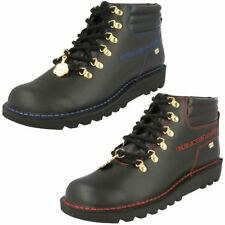 Kickers Lace Up Boots for Men