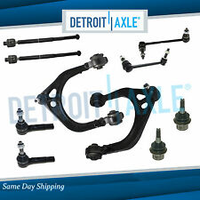 2005-2010 Dodge Charger Front Upper Control Arm Ball Joint Tie Rod Sway Bar RWD
