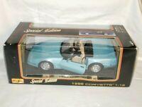 Maisto 1996 Chevrolet Corvette 1:18 Diecast Car Special Edition 31830