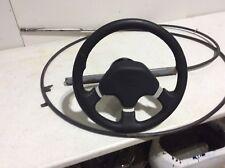Teleflex steering wheel W/ 12' Cable