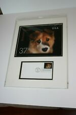 USPS SPAY NEUTER PUPPY FOR FRAMING FIRST DAY OF ISSUE NEW VERY EXCELLENT