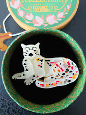 Brooch  The Nouveau Collection  Erstwilder Klimt The Cat