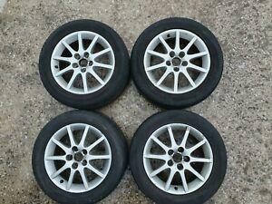 Saab 9-3 Alloy Wheels Wheelset (x4) ALU43 12785709 (Set of 4) 215/55/16
