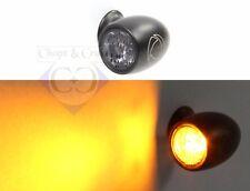 Blinker - Motorrad - LED - Kellermann Bullet Atto Dark - schwarz