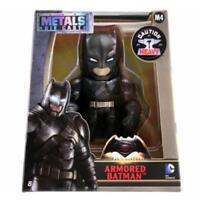 """Batman vs Superman Dawn of Justice Armoured Batman Metals 4"""" Figure M4 NEW"""