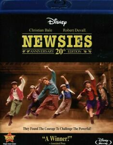 Newsies: 20th Anniversary [New Blu-ray] Anniversary Ed, Dubbed, Subtitled, Wid