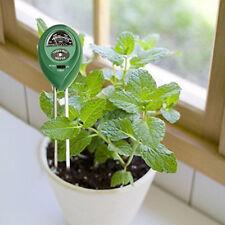 3 in 1 Feuchtigkeit Wert Messgerät Wasser PH Tester Meter Prüfer Garten Boden HY