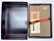 Vintage Montblanc Pen Box (For 3 Pens)