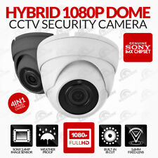 SONY Chipset DOME CAMERA 3.6mm 20m 2.4MP 4 IN 1 HD TVI AHD Analouge 1080P CCTV